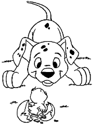 Easter coloring pages for kids. Coloring Pages Walt Disney Easter Picture 4