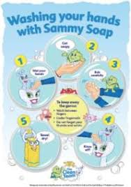 Mrsa Action Uk Kids Handwashing
