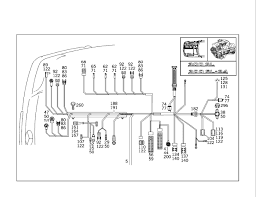 1995 sl500 engine wiring harness replacement mercedes benz forum Painless Wiring Harness at Mercedes Wiring Harness Recall