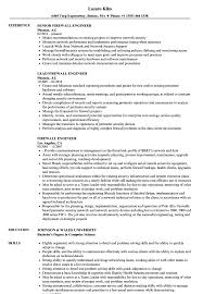 Download Firewall Engineer Resume Sample as Image file