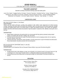 23 Preschool Teacher Resume Sample Free Sample Resume