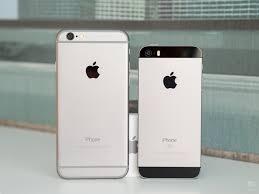 vergelijk iphone 6 en 6s