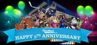 Showare Center 5th Anniversary Celebration Seattle