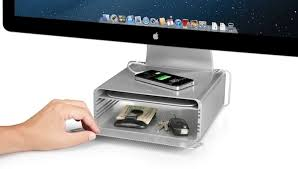 Thunderbolt Display Stand Custom HiRise Stand For IMac And Cinema Display Tools And Toys