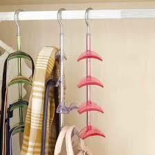 New 4 Hooks Handbag Bag Holder Shelf Hanger Hanging Rack Storage ...