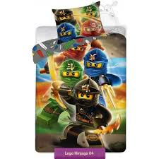 lego ninjago kids bedding spinjitzu