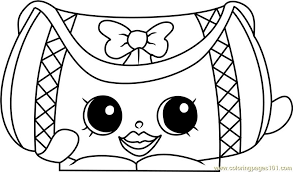 Shopkins Coloring Pages Coloring Pages Ideas