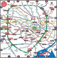 tokyo map tourist attractions  arabcookingme