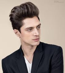 Hair Style With Volume mens haircut with lifted up hair and high volume 6456 by wearticles.com