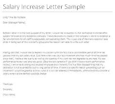 Salary Increase Proposal Sample Offer Letter To Sell A Business Format Basic Images Standard