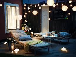 ikea outdoor lighting. An Outdoor Solar Powered Light Chain Like The IKEA Solvinden Can Transform Your Dark Balcony To Atmospheric Haven In Evenings. Ikea Lighting