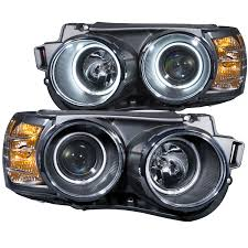 Chevrolet Sonic Lights Anzo 121488 Anzo Usa Chevrolet Sonic 4dr Hatchback Projector Headlights W Halo Black Ccfl 2012 2015