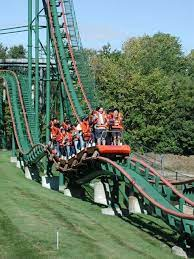 Canada's wonderland has announced it will reopen on july 7 with some public health restrictions in place. Skyrider Canada S Wonderland Vaughan Ontario Canada Canadas Wonderland Amusement Park Rides Scary Roller Coasters