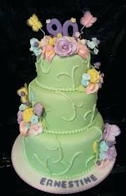 fondant birthday cake with bow bined with beautiful fl cake for birthday to make perfect fondant