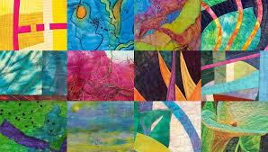 Fiber Artist, teacher, author, Artist, Quilter & Lynn Koolish is a fiber artist, teacher, and author. She makes art quilts  using her brightly-colored hand-dyed fabric. Lynn also creates mixed-media  fiber ... Adamdwight.com