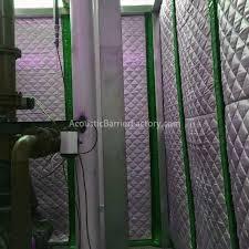 Acoustic Quilt 1200 x 2400 mm – Acoustic Barrier Factory & acoustic quilt project Adamdwight.com