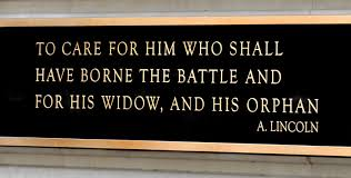 To Care For Him Who Shall Have Borne The Battle Beauteous Health Insurance Quotes Va
