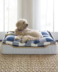 pamper your pup with our stylish new dog bed  riviera dog bed via