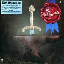 rick wakeman the myths and legends of king arthur and the knights of the round table vinyl lp al promo discogs