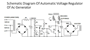 drawing the schematic diagram of automatic voltage regulators of tracing of panel wiring diagram of an alternator iti electrician on drawing the schematic diagram of