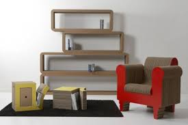 Diy cardboard furniture Creative 2012 Cardboard Furniture Collection By Roberto Giacomucci Homedit Cardboard Furniture Surprisingly Strong And Unexpectedly Stylish