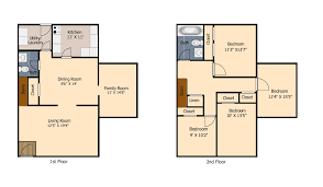 4 Bedroom Apartments In Maryland Plans