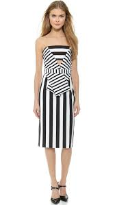 Johanne Beck Womens Black Claudette A Line Neoprene Dress