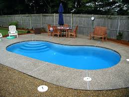 fiberglass pools cost. Modren Cost Fiberglass Pool Cost Estimator Home Swimming Prices Of Pools Installed  Kidney Shape Estimate In A