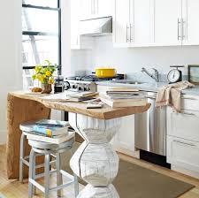 Ideen für Küche selber machen halterungen modern kreativ kuecheninsel