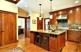 craftsman kitchen lighting. Craftsman Style Kitchen Lighting Island With Range