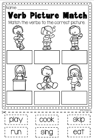 Best 25+ Verb worksheets ideas on Pinterest | Nouns and verbs ...
