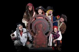 Holiday Pirates Ready To Take Stage In Jingle Arrgh The Way