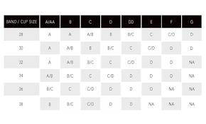 The Perfect Sculpt Size Chart The Perfect Sculpt Bra Groupon