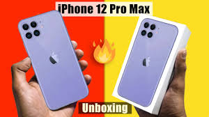 iPhone 12 Pro Max Unboxing & First Look + Small Giveaway ? ? ? - YouTube