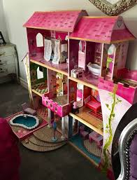 dolls house with pool and furniture wooden costco in enfield jpg 780x1024 away dollhouse costco