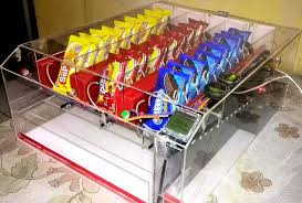 Arduino Vending Machine Enchanting Snacks Vending Machine Powered By Arduino 48 Steps With Pictures