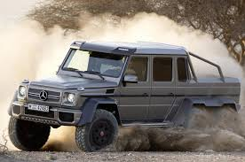 mercedes 6x6 price. Simple Mercedes Mercedes G63 AMG 6x6 To Cost Almost 380000 Inside Price