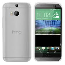HTC One M8/M8s - Transparant wit ...
