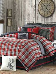 Red And Grey Plaid Bedding Plaid Twin Bedspread Plaid Twin Quilt ... & Red And Grey Plaid Bedding Plaid Twin Bedspread Plaid Twin Quilt Set Plaid  Twin Quilts Adamdwight.com