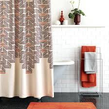 gallery pictures for view in gallery retro style shower curtain from travel