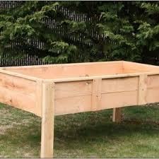 how to build a raised garden bed with legs. Diy Elevated Garden Bed On Legs - Landscaping Ideas : Landscape . How To Build A Raised With