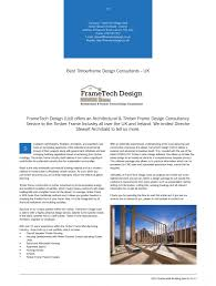 Design Specific Ltd Build Sustainable Building Awards 2016 By Ai Global Media