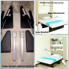 murphy wall bed hydraulic mechanism kit