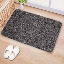 indoor super absorbs mud doormat 36x24 latex backing non slip door mat for