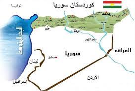 Image result for ارتش سوریه به کردهای مسلح مورد حمایت آمریکا اعلان جنگ کرد