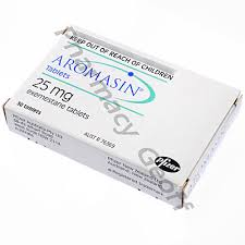 Aromasin (Exemestane) - 25mg (30 Tablets) :: Women's Health :: Pharmacy  Geoff