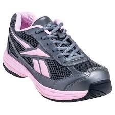 reebok shoes women. reebok shoes: women\u0027s rb164 pink steel toe work shoe shoes women