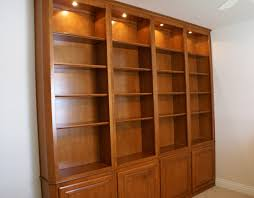 built in home library cabinets built home library