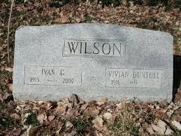 Ivan Grant Wilson (1915-2007) - Find A Grave Memorial