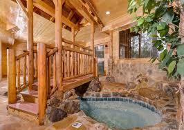 gatlinburg one bedroom cabin with indoor pool. pigeon forge cabin \u2013 cooper river indoor pool gatlinburg one bedroom with p